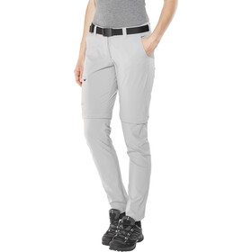 Maier Sports Inara Slim Zip Off Pants Women sleet